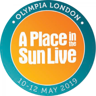 A Place in the Sun Live - Olympia London 10-12 May 2019