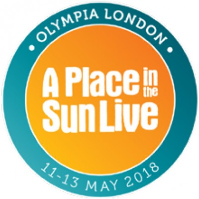 A Place in the Sun Live - Olympia London 11-13 May 2018