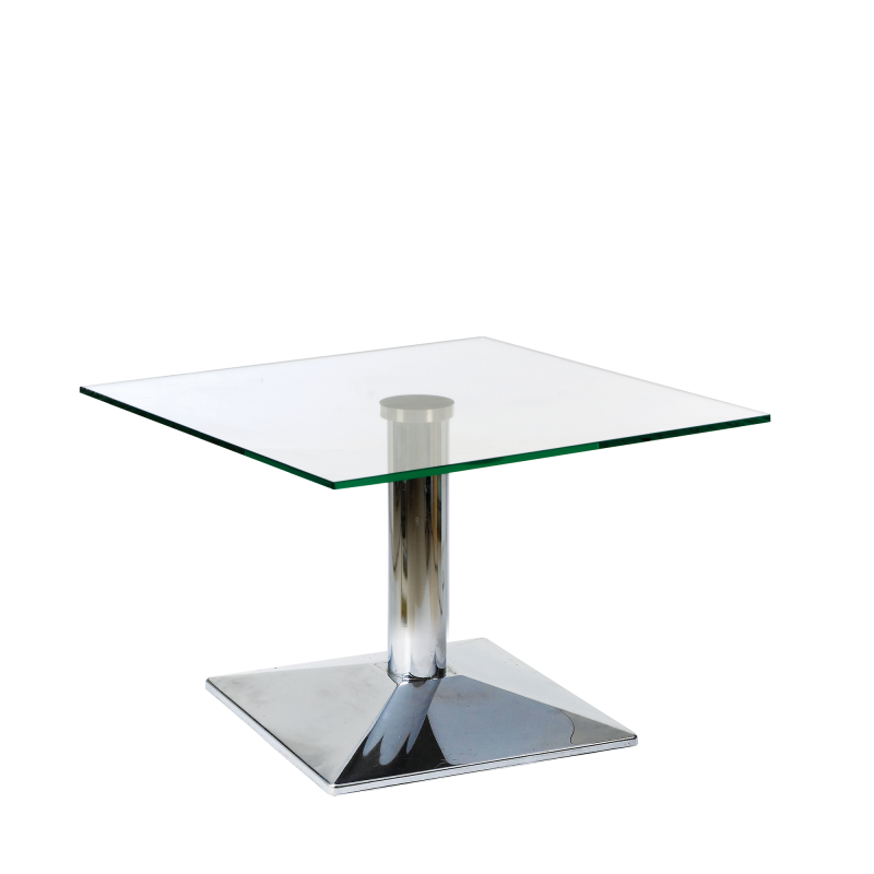 Rome Coffee Table Glass Top