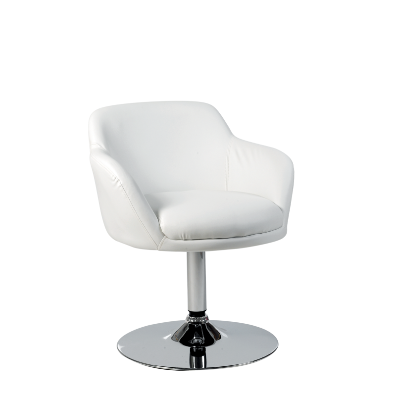 Windsor Chair Single Stem Vinyl Seat