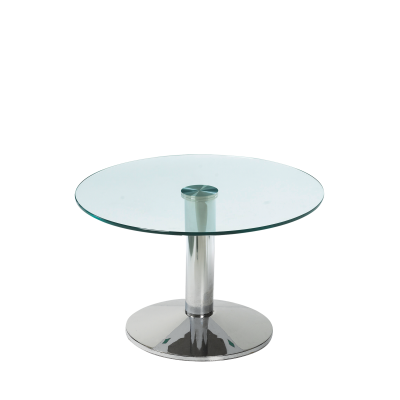 Milan Coffee Table Glass Top