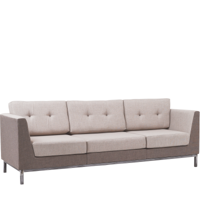 Munich 3-Seater Sofa